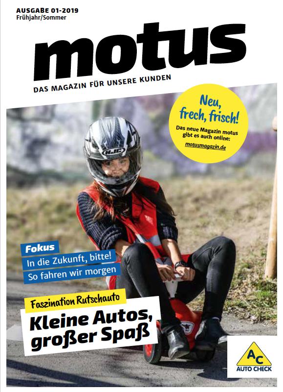 motus Magazin