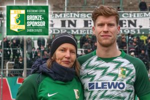Autohaus Schkeuditz ist Spielerpartner von BSG Chemie Leipzig